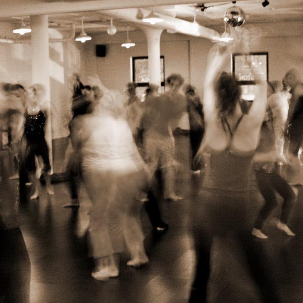 Danse Energie, la danse libre dans le bassin d'arcachon