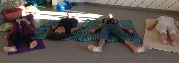 Yoga et Relaxation dans la région de Bordeaux